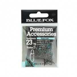 11422-Bluefox Crosslock Snap Lazo