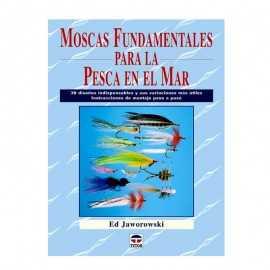 9788479027674-Libro Moscas Fundamentales Para Pesca Del Mar