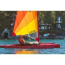 H88920-Hobie Kayak Mirage Tandem Island 5.64 Mt