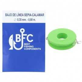 8436581601039-BFC Bajo de Línea Sepia-Calamar 0.35 mm 0,80 Mt