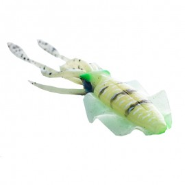 """G6889-Chasebaits The Ultimate Squid  5.9"""" 15 cm (3 unit)"""