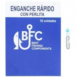 8436581620016-BFC Enganche Rapido Con Perlita 10 Uds.