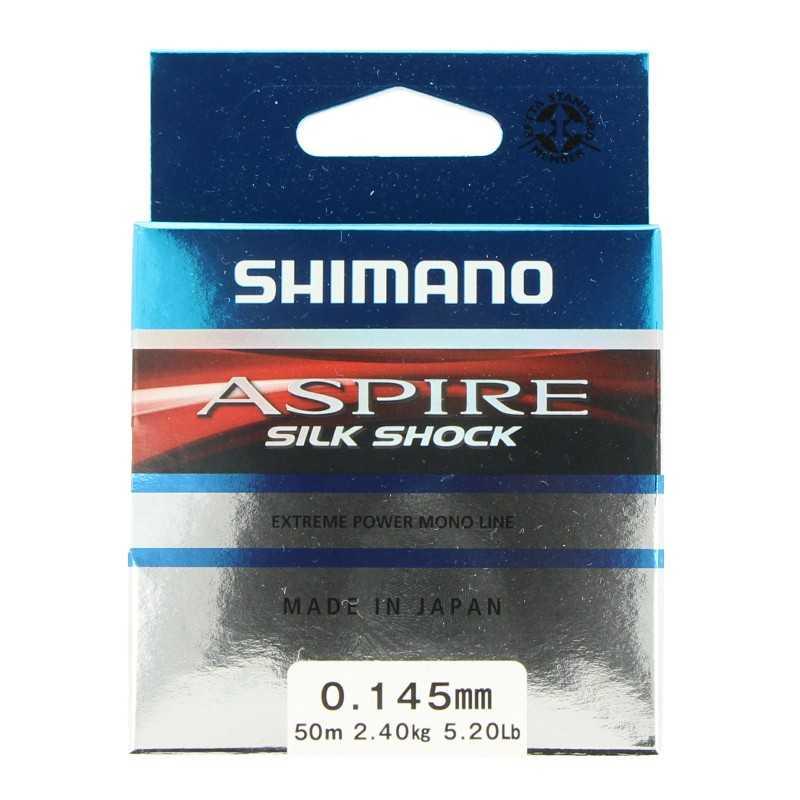 G8033-Shimano Aspire Silk Shock 50m