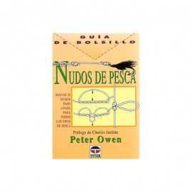 9788479022211-Libro Guia De Bolsillo Nudos Pesca