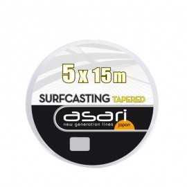 11405-Asari surfcasting Tapered 5x15 mt