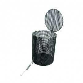 3541100086152-Seanox Cebador de  Plastico con armadura Inox 30 Cm