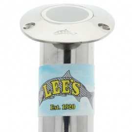 096811513006-Lees Tackle RH530SS Rod Holder-Heavy 30º