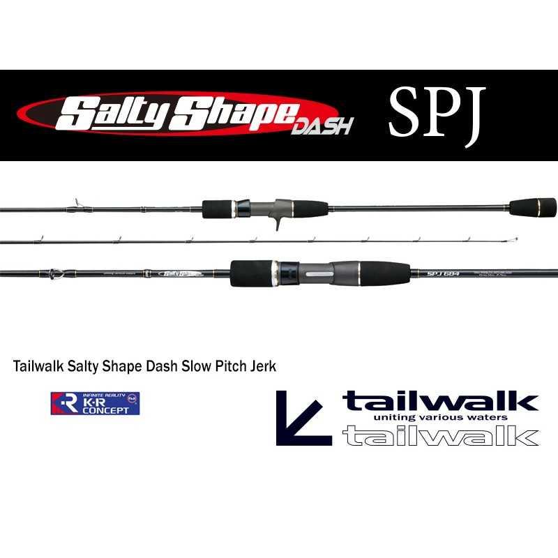 4516508162882-Tailwalk Slow Bump Tz 634 / Slow Pitch Max. 450gr