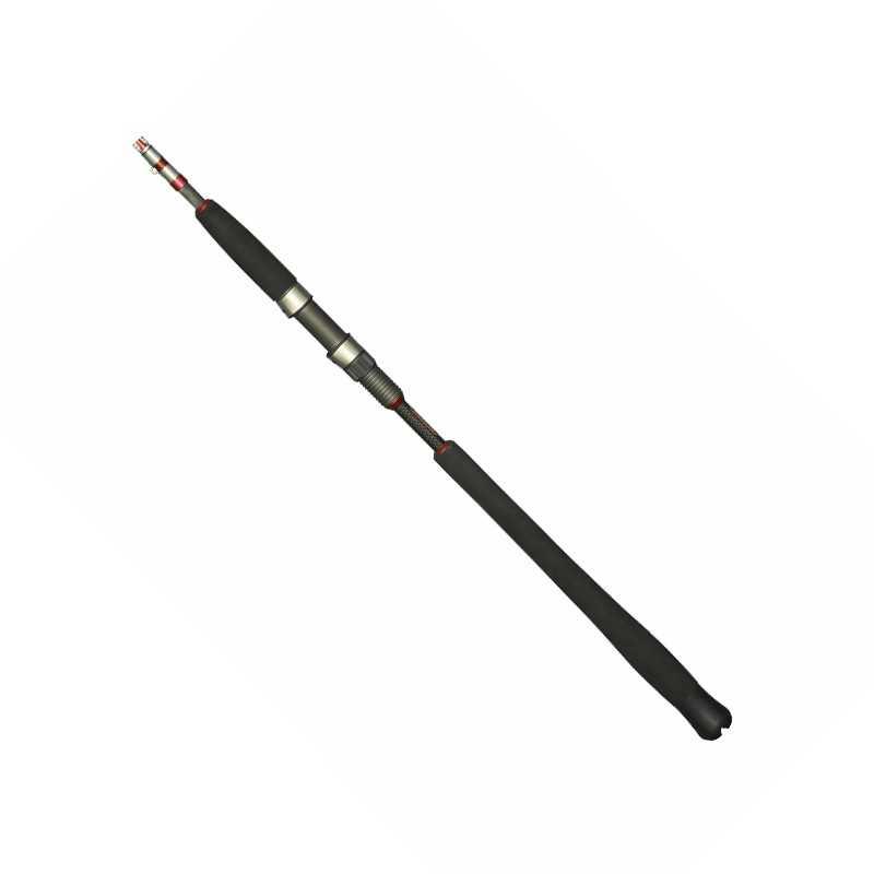 8436544031804-Cinnetic Capture ML Jigging Kabura 1.95 mt 40-160 gr Mod. 84