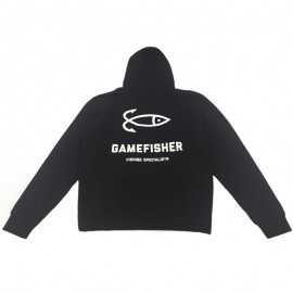 90171-Sudadera GAMEFISHER Logo Negra