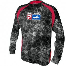 G6989-Pelagic T-Shirt Vaportek Hexed Black