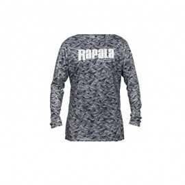 G7098-Rapala Camiseta Camo UPF