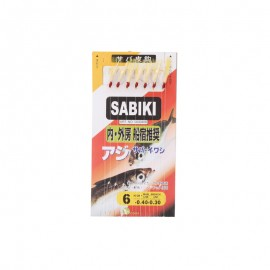 8032578614312-Lff Sabiki Rainbow Fish Ski 7Gold Hook 6