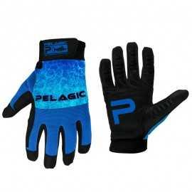 G7897-Pelagic End Game Pro Glove Blue / Ref: 1250191000