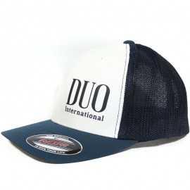 08436590006733-Duo Gorra International Blanca/Azul