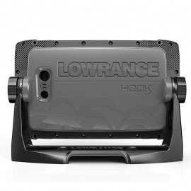 9420024166215-Lowrance Hook 7X SplitShot y Plotter GPS c/TRansductor