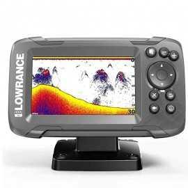 9420024166178-Lowrance Hook 5X SplitShot y Plotter GPS c/Transductor