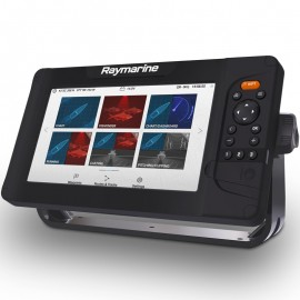 """723193828052-Raymarine Element 9 HV - GPS y CHIRP/HyperVision, 9"""", WiFi, con transductor HV-100"""