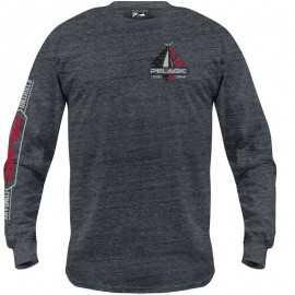 G6987-Pelagic T-Shirt Patriot Tuna Long Slevee HCH