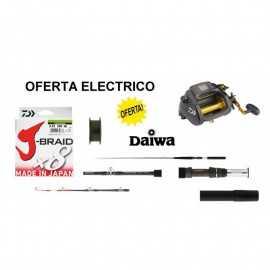 80325786330001-Combo Daiwa Tanacom 1000 Eléctrico