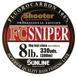 G8112-Sunline FC Sniper Fluorocarbon PROFESIONAL