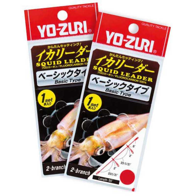 G6668-Yo-Zuri Squid Leader Fluorocarbon