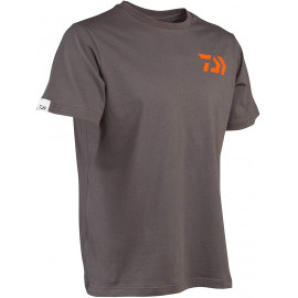 Daiwa Tee Shirt TSGO Gris Naranja
