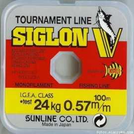 Tournament Line Siglon VV 100m