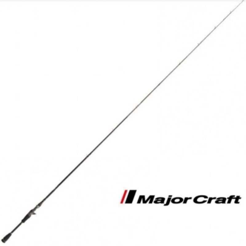 Major Craft MS-1- T701M/ 2.10 mts- 6-10 Lbs, 1/8-3-8 oz Med fast