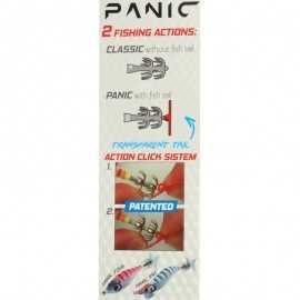 G6408-DTD Panic Fish 2.5 - 9.9 gr