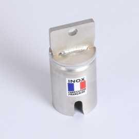 3541100754136-Seanox Kit Giratorio Inox para portacañas 40 mm Normal/Giratorio