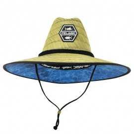 190015117616-Pelagic Baja Straw Hat Dorado Hex Blue