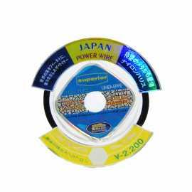steel wire Black Lineeffe Japan