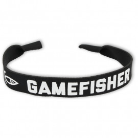 Gamefisher Cinta neopreno para gafas Negro