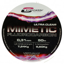 Cinnetic Fluorocarbon MIMETIC 50 mts