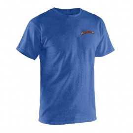 Grúndens Classic Billfish T-shirt Electric Blue