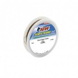 10592-Afw Surfstrand Downrigger 183 mt Cable De Acero