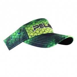 190015033183-Pelagic performance Visor Dorado Green