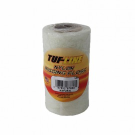 087852878544-Tuff-line Nylon Rigging Flose 585 mt 30 lb Nylon Crudo