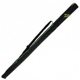 3660393250269-Daiwa Funda Caña (2 Cañas no montadas) Negro/Verde 130x10