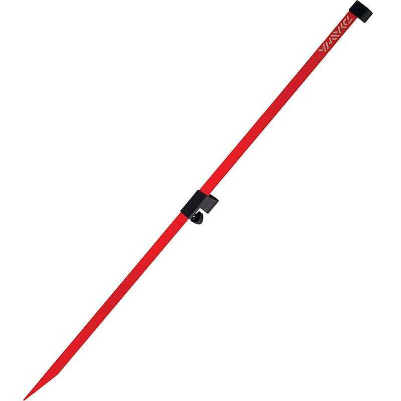 3660393257206-Daiwa Pica Surf Piqué Surfcasting Bankstick 150 cm red