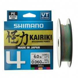 G8054-Shimano Kairiki SX4 300 m Multicolor