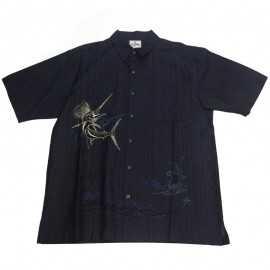21118-Guy Harvey Sailfish Camisa
