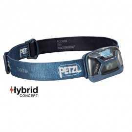 3342540106734-Petzl Linterna Frontal Tikkina 150 Blue