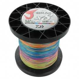 90100-Daiwa J-braid X8 1500 mt Multicolor