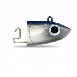 10555-Fiiish Black Minnow Cabezas Plomadas para 160 mm