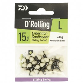 G7491-Daiwa DRolling Emerillon Coulissant