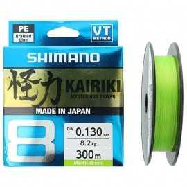 G7117-Shimano Kairiki SX8 300 Mt Mantis Green