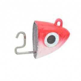 10543-Fiiish Black Minnow Cabezas Plomadas para 120 mm