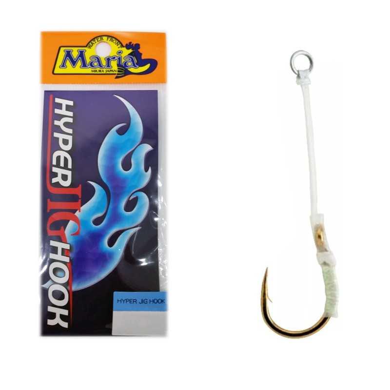 10243-Maria Hyper Jig Hook Short